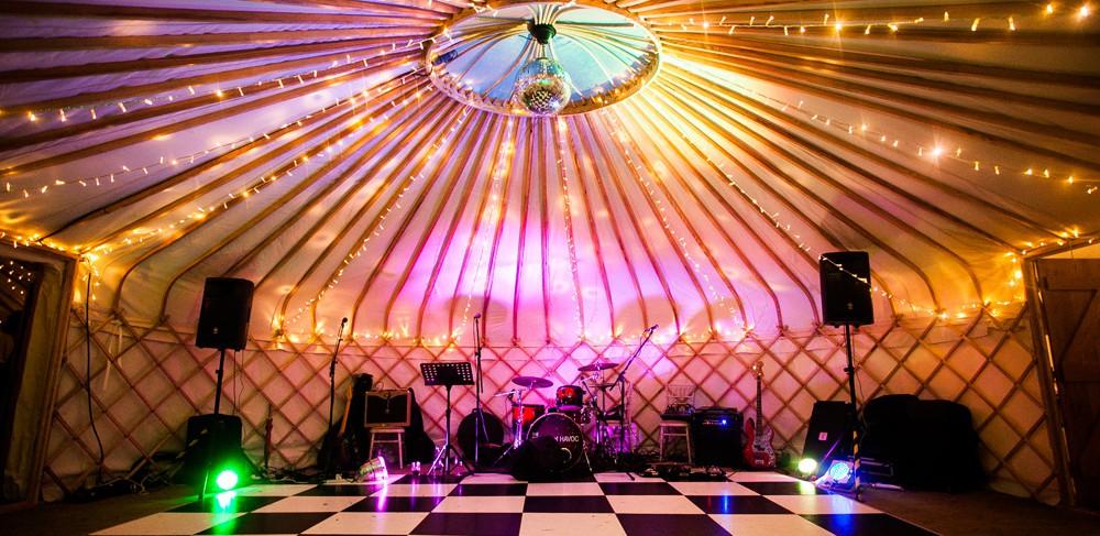 Yorkshire yurts wedding show yorkshire yurts yorkshire yurts junglespirit Images