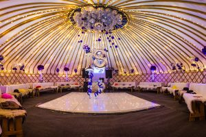 Yorkshire Yurts 18th-party-33ft-yurt