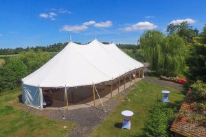 Yorkshire Yurts Celeste Marquee