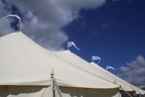 Yorkshire Yurts Celeste Marquee Top