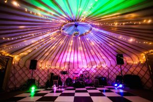 Yorkshire-yurts-25ft-Yurt-Internal-Dancefloor